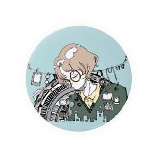 メガネ男子 Badges