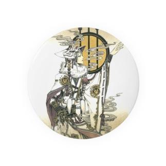 狐の白巫士の円舞 Badges