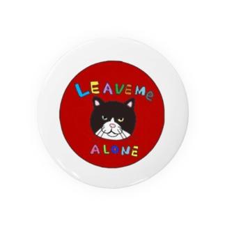 野良猫 Badges