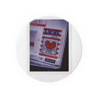 love & peace Badges