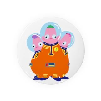 スペース3 シリーズ1 Badges