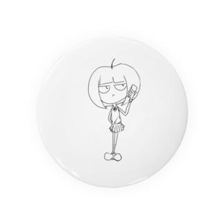 リンごちゃん Badges