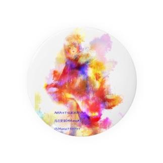 カラフル女の子* イラスト アート  Badges