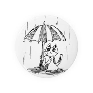 傘下の三毛猫 Badges