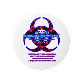 2018.12月NEW「MAD SCIENTIST」 Badges