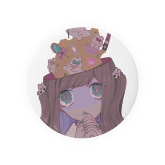 現実ちゃん Badges