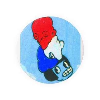 tricolor Badges