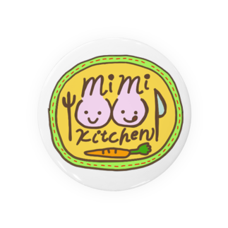 うさかふぇmimiSHOPのミミキッチンまぐ Badges