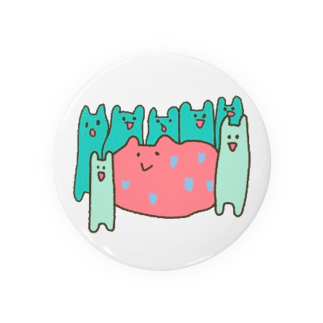 Official GOODS Shopのカコマレーズ Badges