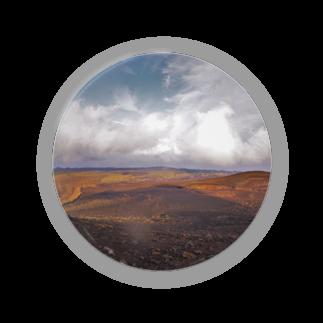 Claude-Morphineの伊豆大島裏砂漠 Badges