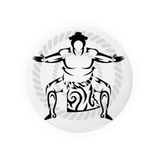 相撲取り  Badges