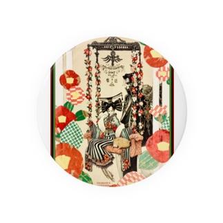 【VISION】椿姫 Badges