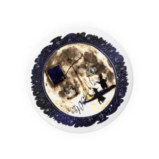 ダイヤモンドと月の量り売り Badges