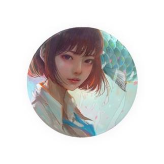 田中 Badges