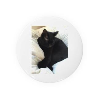 両耳黒猫 Badges