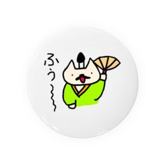 猫の殿様 Badges