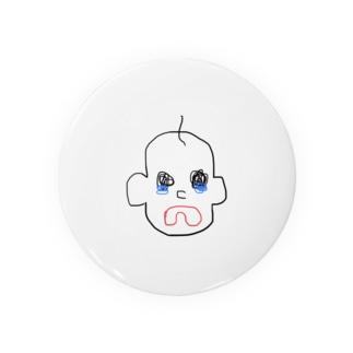 あかちゃんの泣き顔 Badges