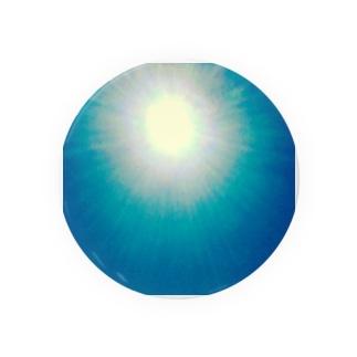MixEthnicJamanese 太陽 Badges