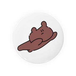 飛ぶクマ Badges