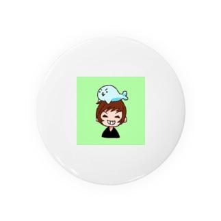 挽歌ちゃん作いおりのアイコン Badges