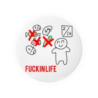 ファッキン11 Badges