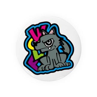 WOLF Badges