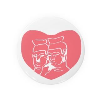 半跏思惟ってる Badges