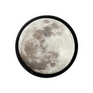 月が綺麗ですね Badges