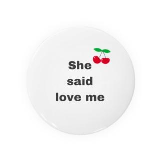 shesaidloveme Badges