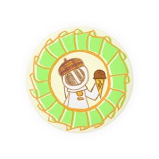 おしゃれアストロノーツ Badges