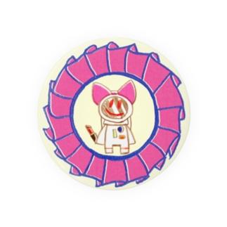 おしゃれアストロノーツ(口紅) Badges