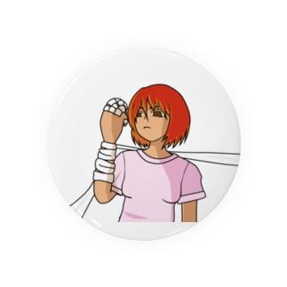 包帯ガール(右手の疼き・・・) Badges