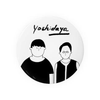 yoshidaya Badges