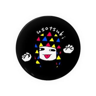 usotsuki Badges