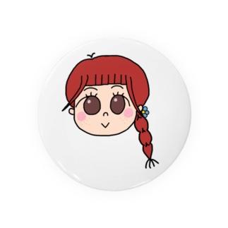 赤毛ちゃん 🧣❤️ Badges