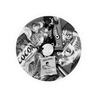 snacks Badges