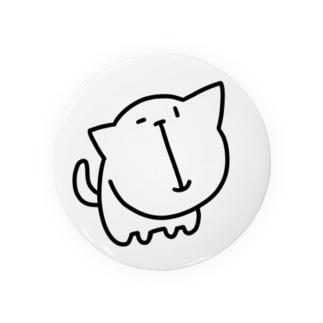 猫らしき生物 Badges