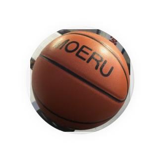 tenshinlanmanのバスケットボールMOERU Badges