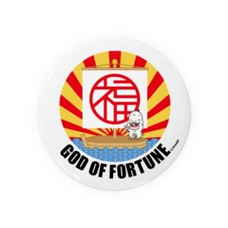 福の神 Badges