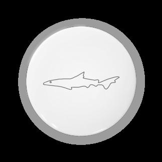 海のネムリブカくん Badges