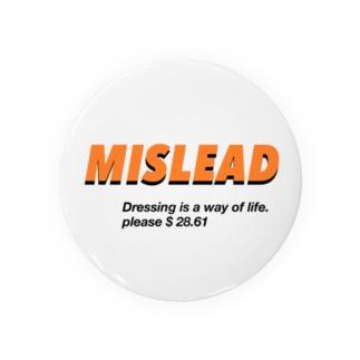 MISLEAD Badges