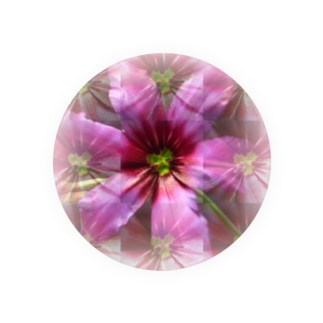 紫の桜餅の香り Badges