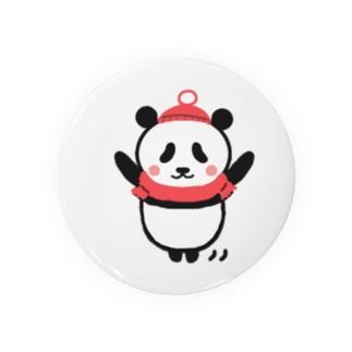 ボクパンダ「お元気ですか」 Badges