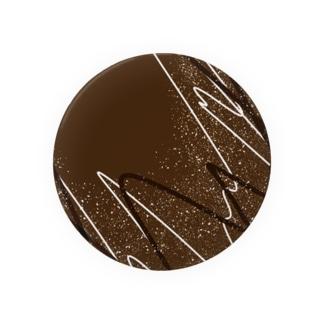チョコ Badges