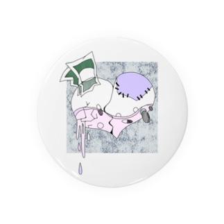 溺れる心 Badges