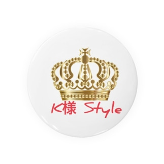 YouTube  k様Styleオリジナルグッズ Badges