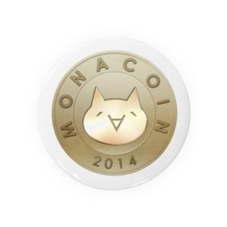 Monacoin(モナコイン) Badges