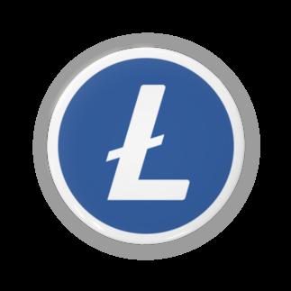 OWLCOIN ショップのLitecoin ライトコイン Badges