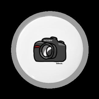 こんぶのNICONカメラ Badges
