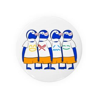 ファニービーゴー&フレンズ Badges